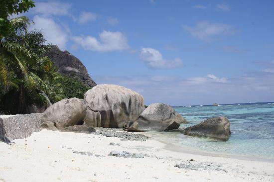 Domaine de La Reserve: La Digue, Anse source d'argent