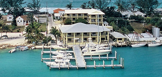 Bimini: Sea Crest Hotel and Marina