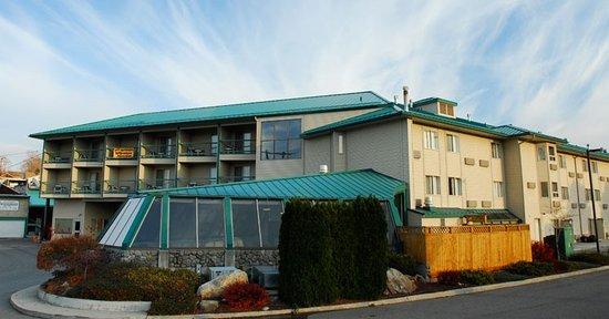 Zeballos, Kanada: Cedars Inn