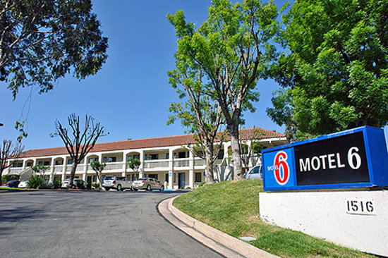 Motel 6 Thousand Oaks, CA: Motel 6 Thousand Oaks South