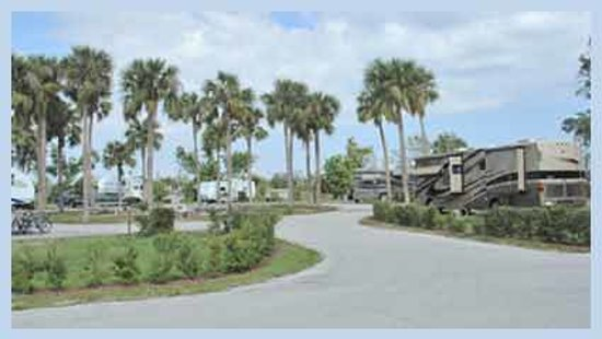 Lake Worth, Floryda: John Prince Park Campground