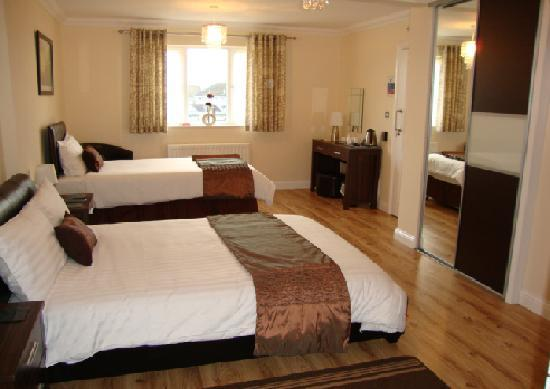 Gretna, UK : Bojangles Guest House