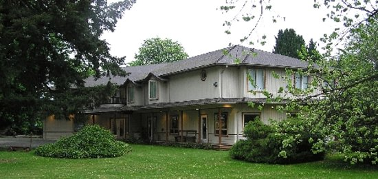 Πορτ Άλμπερνι, Καναδάς: Cedar Wood Lodge Bed & Breakfast Inn & Conference Center