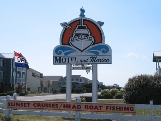 ‪‪Oak Island‬, ‪North Carolina‬: Blue Water Point Motel‬