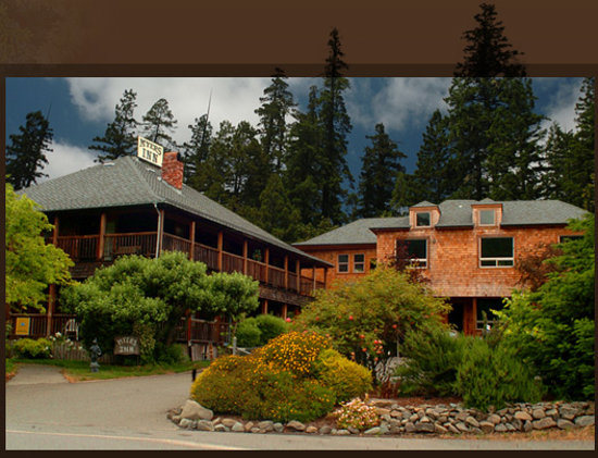 Myers Flat, Californie : Myers Country Inn