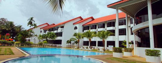 Kuantan, Malaysia: De Rhu Beach Resort