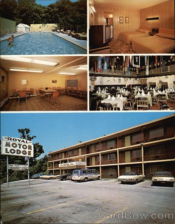 Manhasset, NY: Royal Inn Motor Lodge