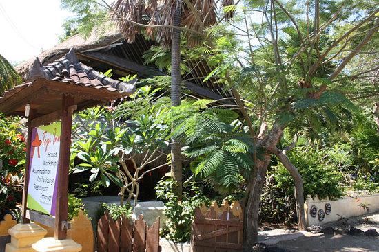 Manggis, Indonesia: Topi Inn