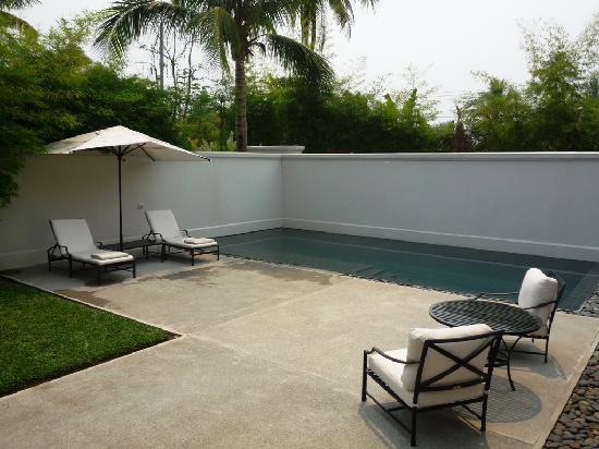Amantaka : Khan Suite Pool