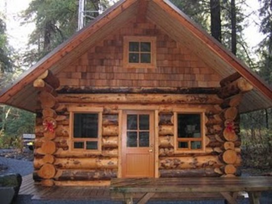 Mount Lemmon, Αριζόνα: Cabins and Cookies