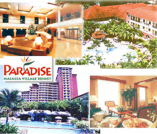 Photo of Paradise Malacca Village Resort Melaka