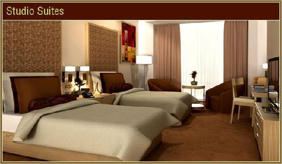 โรงแรมอคาเซียมานิลา: Acacia Grove Hotel