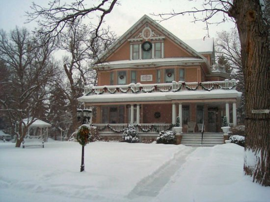 Minot, Dakota del Norte: Dakotah Rose Bed & Breakfast