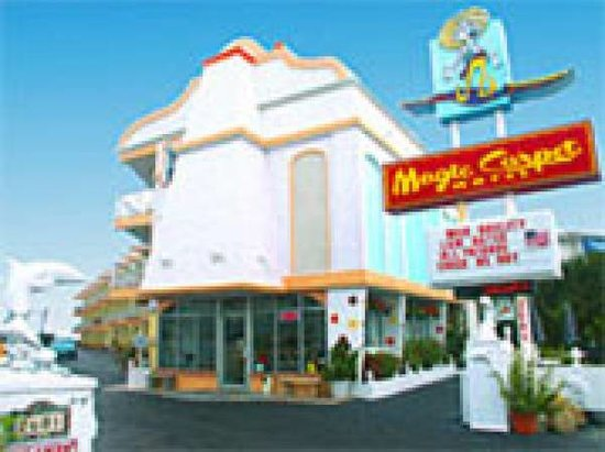 The Seascape Inn: Magic Carpet Oceanfront Motel