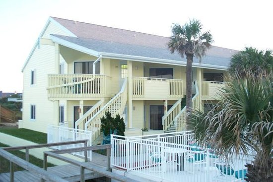 Photo of Ocean Sands Beach Club New Smyrna Beach