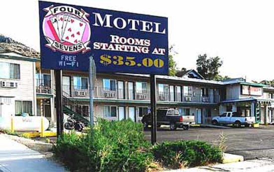 Ely, NV: Four Sevens Motel