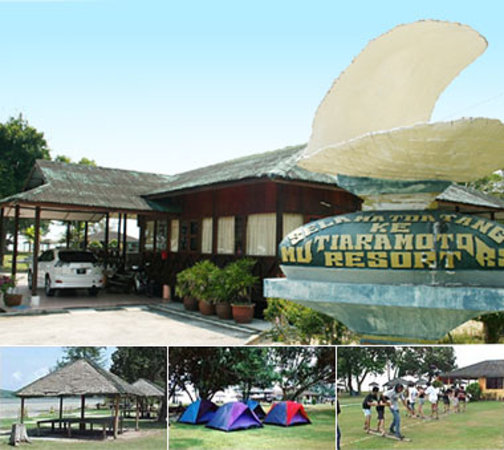 Kota Tinggi, Malaysia: Mutiara Motors Resort