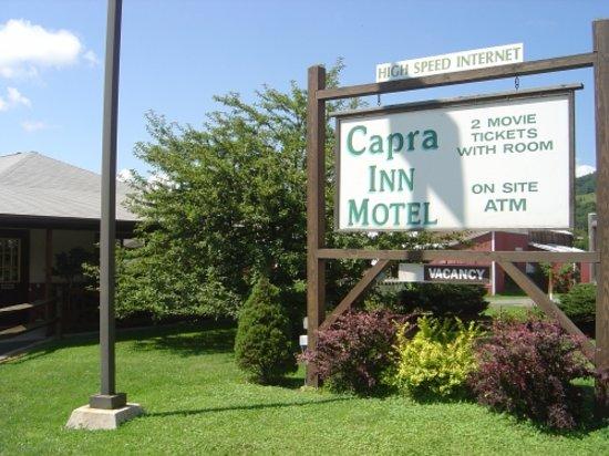 Hancock, NY: Capra Inn Motel