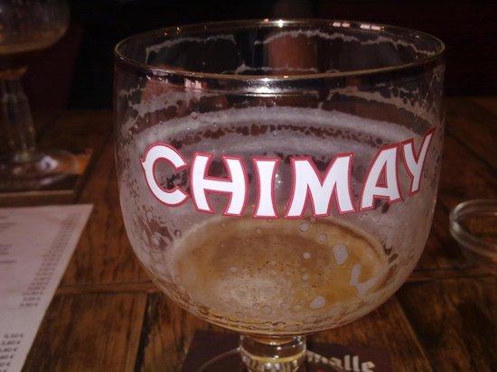 Cafe Rose Red: Chimay... finita  : (