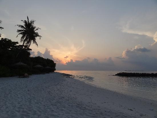 J Resorts Alidhoo: Alidhoo sunset
