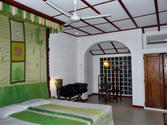 Sigiriya Village Hotel: chambre 136