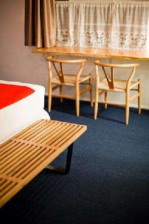 Hamlet Inn: Danish Designer-Hans Wegner Wishbone Chairs