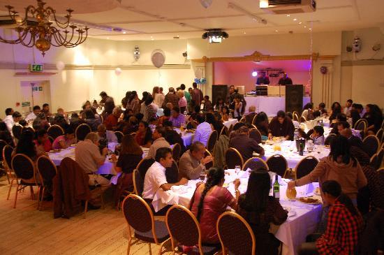 Fushia: Party Hall