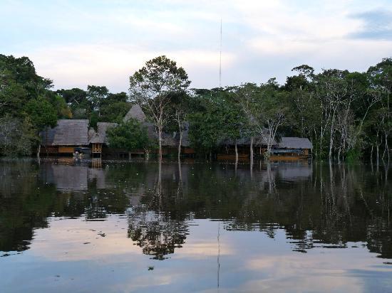 Amazon Yarapa River Lodge : Yarapa Lodge