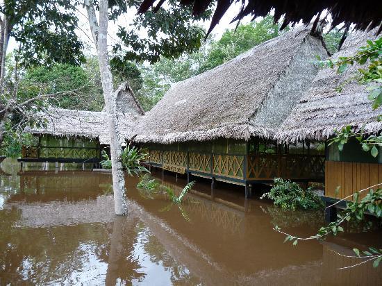 Nauta, Peru: Yarapa Lodge