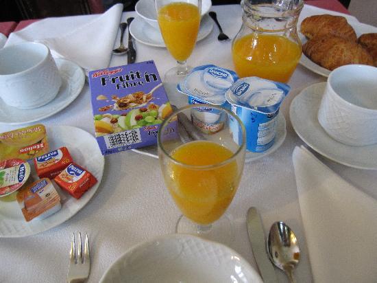 Hotel Monte Victoria: Frühstück