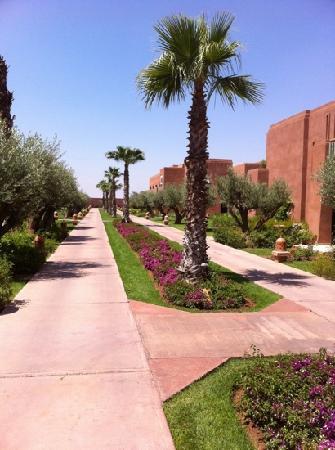 Kenzi Club Agdal Medina: Allée centrale
