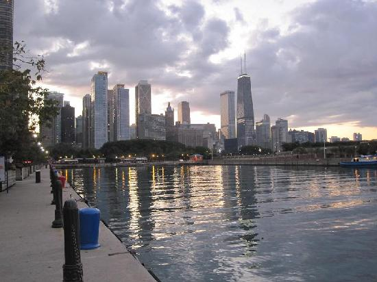 Chicago from Navie Pier II