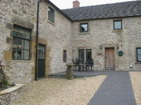 Uppermoor Farmhouse and Holiday Cottages: Entrance