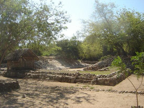Zona Arqueológica Bocana del Río Copalita