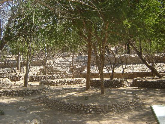 Bocana del Rio Copalita Archaeological Zone : Bocana del Rio Archaeological Zone