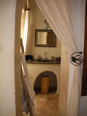 Riad Baladin: chambre creme