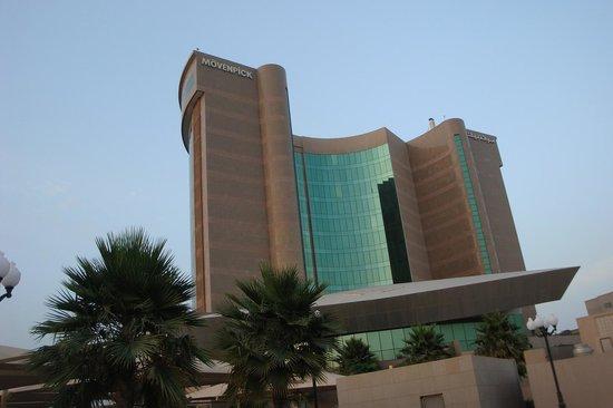 Movenpick Hotel Al Khobar: Aussenansicht
