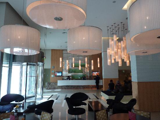 Ibis Deira City Centre: Hall - accueil