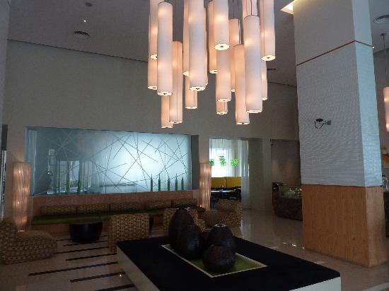 Ibis Deira City Centre: Salon
