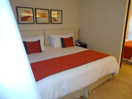 Regente Palace Hotel: Hotel Regente , hab.remodeladas