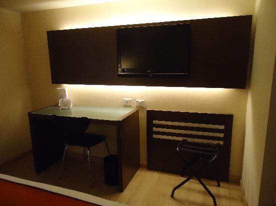Regente Palace Hotel: Hotel Regente hab remodeladas