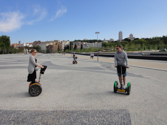 Madsegs Madrid Segway Tours
