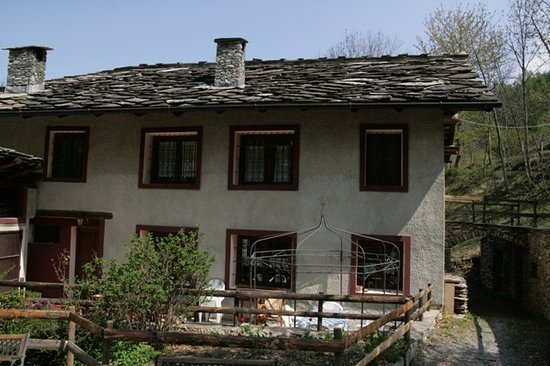 Chiomonte, Italie: la baita