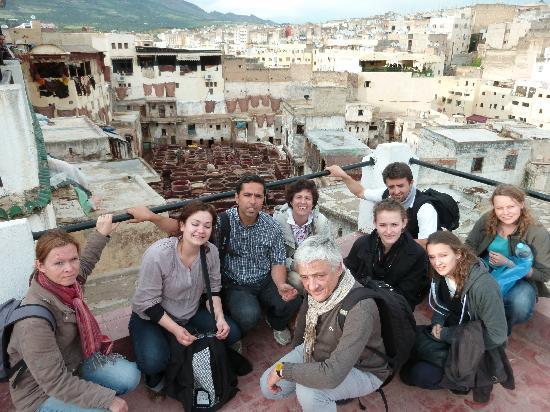 Dar KamalChaoui : la Medina