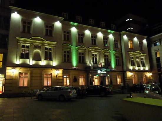 Holiday Inn Krakow City Center: great location