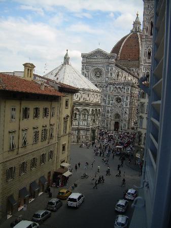 بي آند بي آ فيو لا ديمورا ديلي أنجيلي: Ecco il panorama dalla finestra della camera