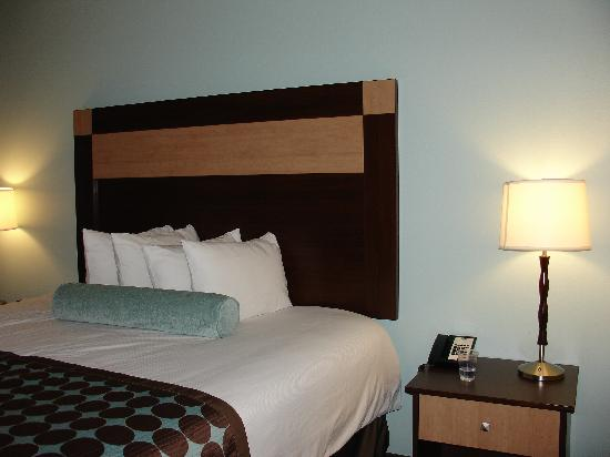 Texarkana, AR: Nice, clean, comfortable bed