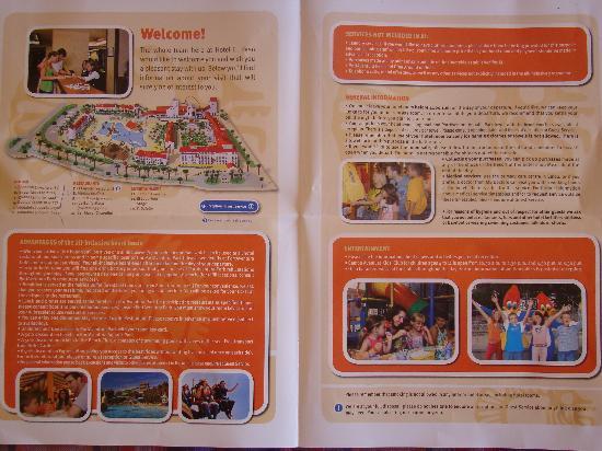 PortAventura Hotel El Paso: the all inclusive brochure