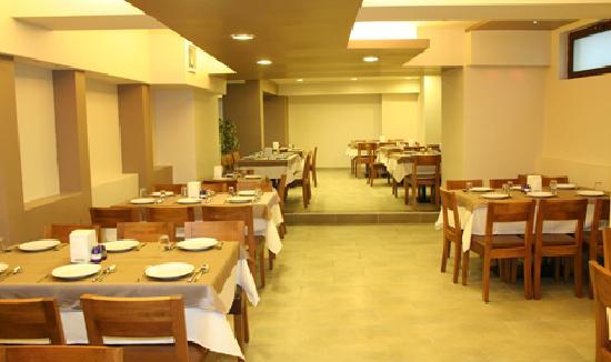 Hotel Temizay: Yemek Salonu