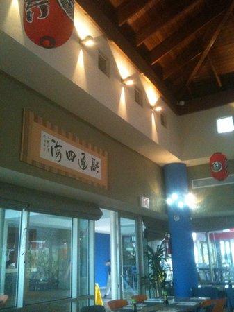 Sancho's Sushi Bar: Japanese Food in PR, nice!!!